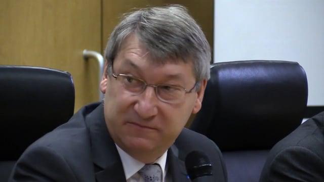 Ouverture de séance - Christophe MACKOWIAK, président du TGI de Versailles