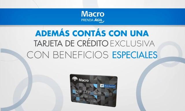 Cartelería digital Banco Macro