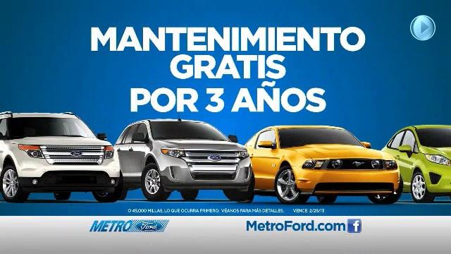 Car Dealer Television Commercial