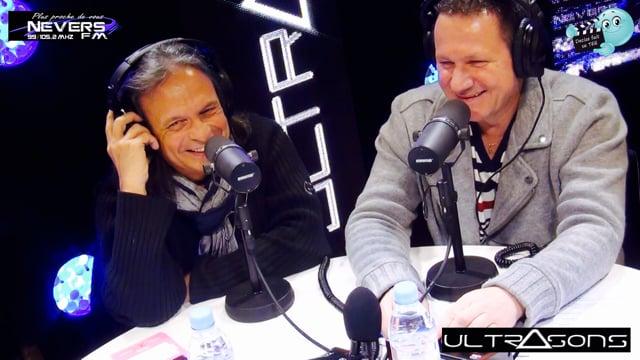 Decize fait sa télé à la foire exposition 2016 de Nevers interview d'Alain Llorca par l'équipe de Nevers FM