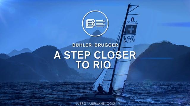 A step closer to Rio