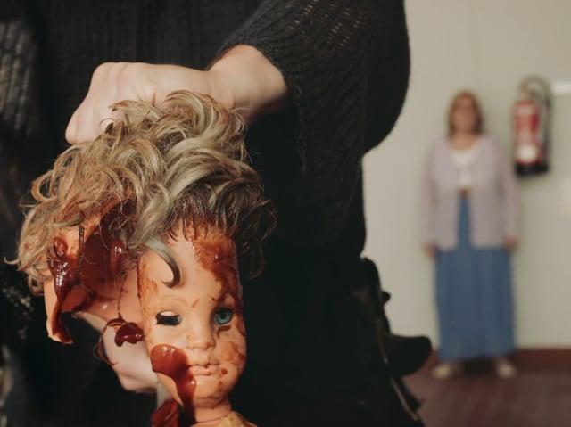 Die Nibelungen - Behind the Scenes (Violence)