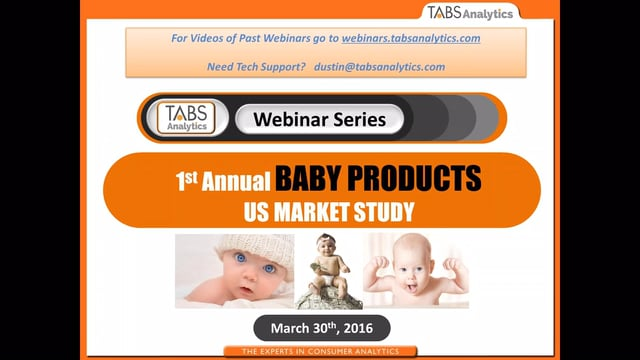 TABS Infant & Baby Care Needs Study (03/30/2016)