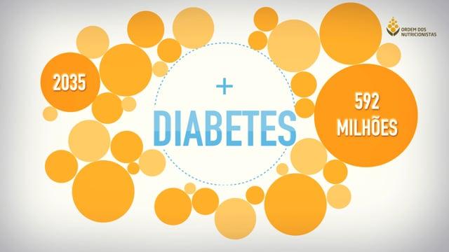 Ordem dos Nutricionistas - Diabetes