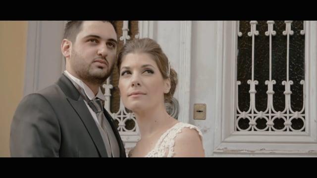 Αλεξανδρος & Μενια  Wedding Video Clip