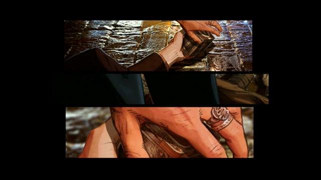 Corto Maltese 'Secrets of Venice' (2015)