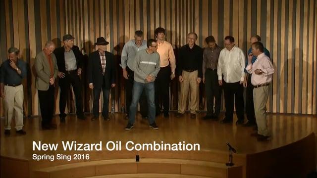 New Wizard Oil Combination