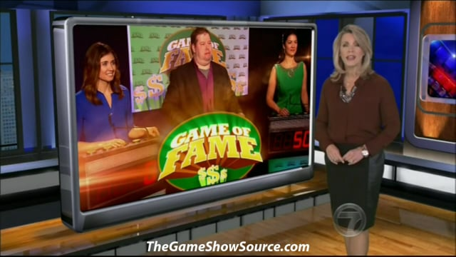 Luminescent Player Positions in action on INSIDE EDITION 2-25-2016 Game of Fame