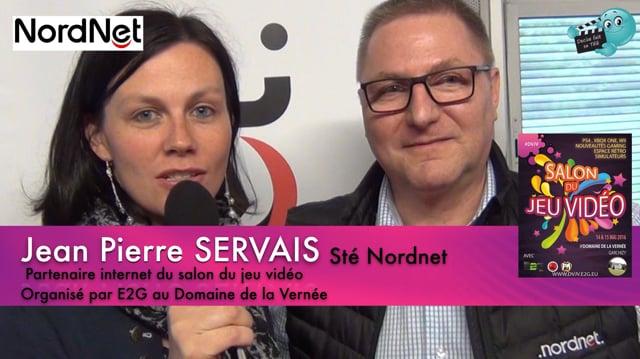 Decize fait sa télé à Garchizy au domaine de la Vernée au salon du jeu vidéo organisé par E2G.Jean Pierre, Nordnet.