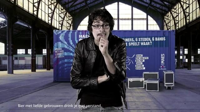 MAES be.music box (2012)
