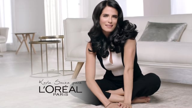 L'OREAL EXCELLENCE Karla Souza