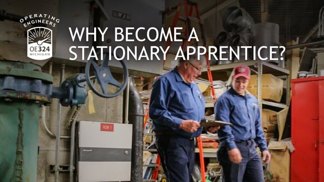 Why Become a Stationary Apprentice?