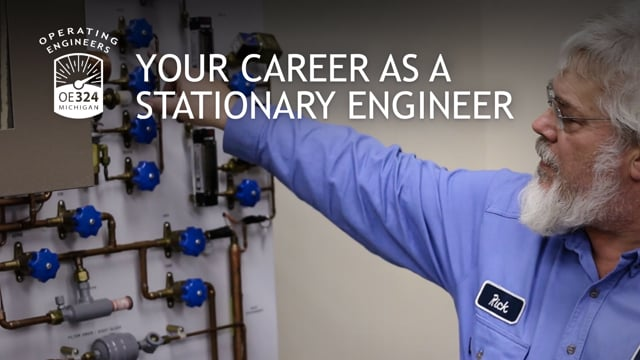 Your Career as a Stationary Engineer