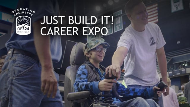 Just Build It! Career Expo