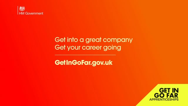 GET IN GO FAR - Television Commercial