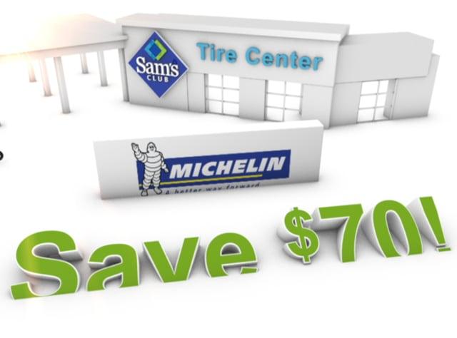 Sams Club - Tire Center