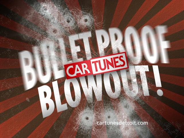 CarTunes BulletProof