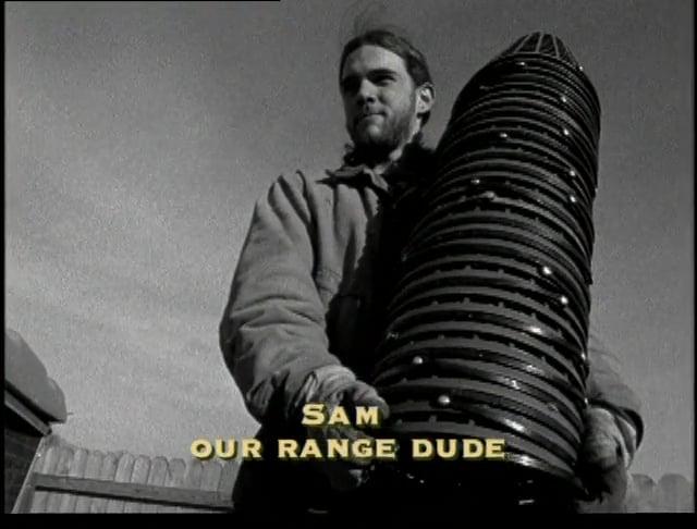 Miles of Golf - Sam the Range Dude