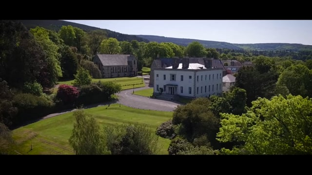 St. Columba's College Aerial Video