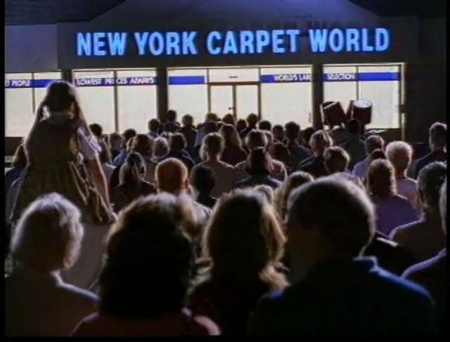 New York Carpet World - 70th Anniversary