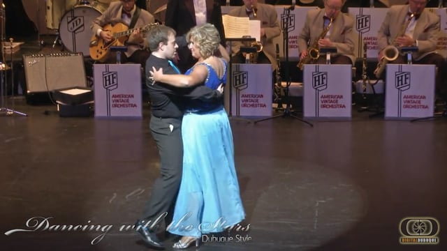 Shannon and Cody - Dancing With the Stars Dubuque Style 2016