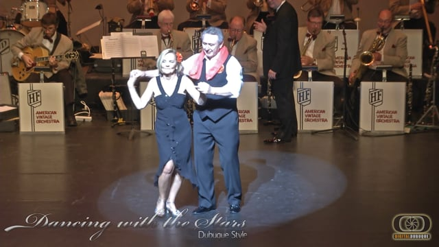 Penny and Steve- Dancing With the Stars Dubuque Style