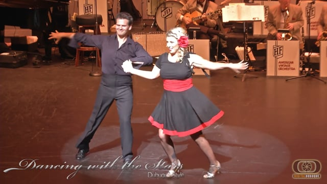 Amanda and Adam - Dancing With the Stars Dubuque Style
