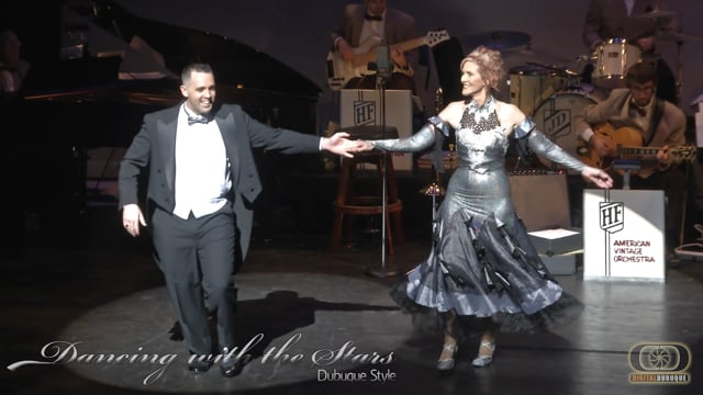 Rick & Vicki - Dancing With the Stars Dubuque Style