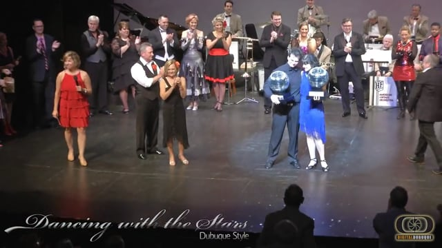 2016 Dancing With the Stars Dubuque Style Winners