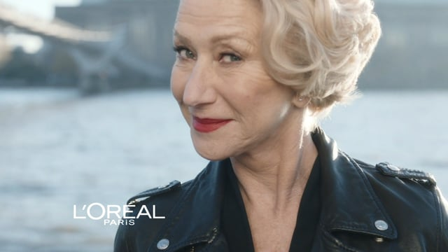 L'Oreal Age Perfect UK with Helen Mirren-HD