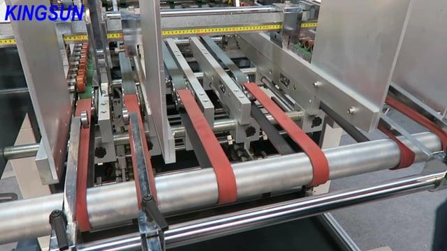 AUTOMATIC GROOVING MACHINE - Kingsun Machinery