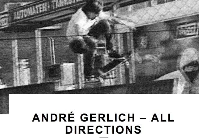 André Gerlich | All Directions