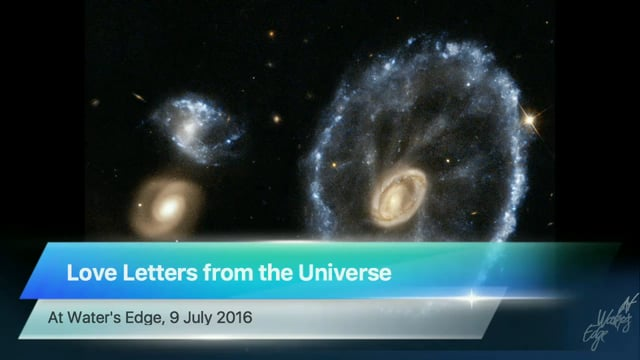 Love Letters from the Universe