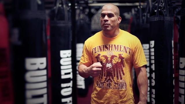 Tito Ortiz Punishment Training Center