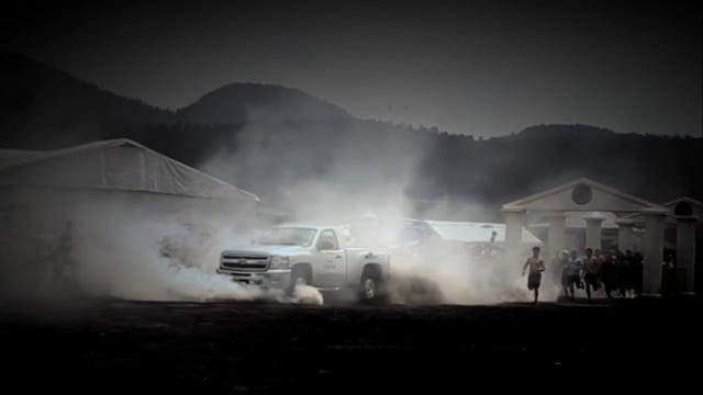 Chevrolet extreme Mexico