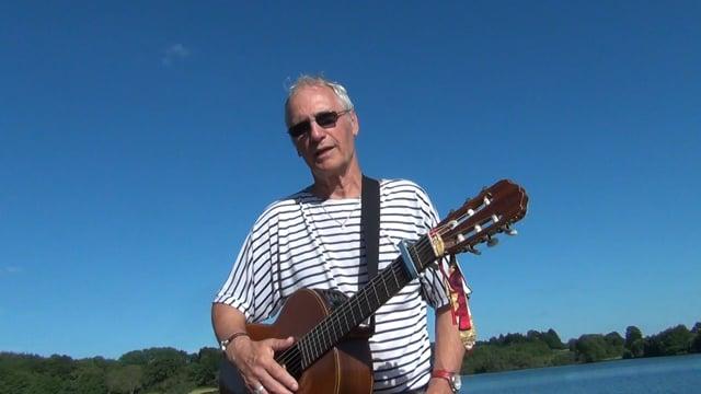 Decize fait sa télé à Lormes au festival de chanson francaise, Jean Michel Grandjean on a trouvé du pétrole dans le Morvan.