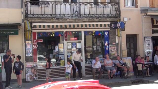Decize fait sa télé à la course de cote de Lormes - Installation des voitures