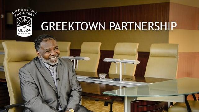Greektown and OE 324 Partnership