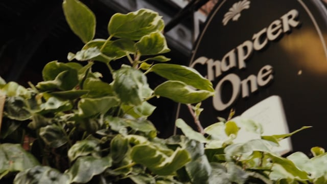 Teeling Whiskey Dinner at Chapter One