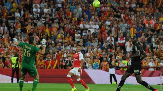 تشامبرلين يسجل هدفاً رائعاً وعلى طريقة الكبار في مباراة ودية (فيديو)