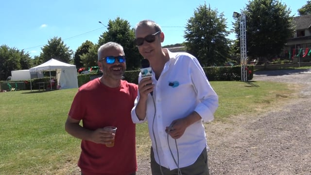Decize fait sa télé à Lormes au festival de chanson française - Présentation du site