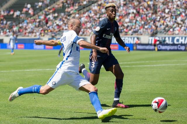 باريس سان جيرمان يهزم إنترميلان ودياً في كأس الأبطال (فيديو)