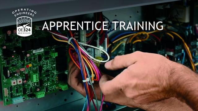 OE 324 Apprentice Training
