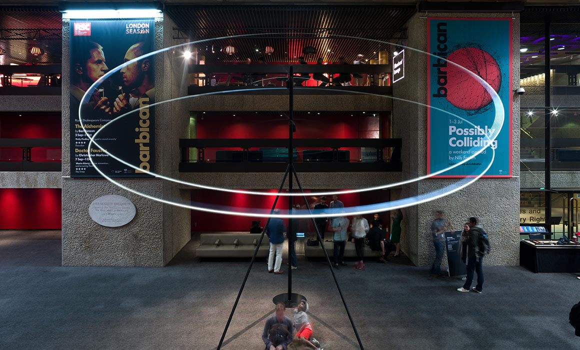 Sound Design And Music for FELDs Barbican Installation