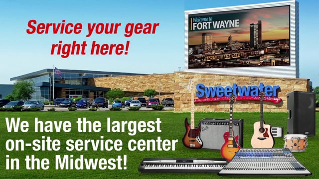 Sweetwater Service Department
