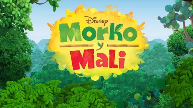 Morko y Mali - Conoce a los personajes (Selva) - Disney Junior