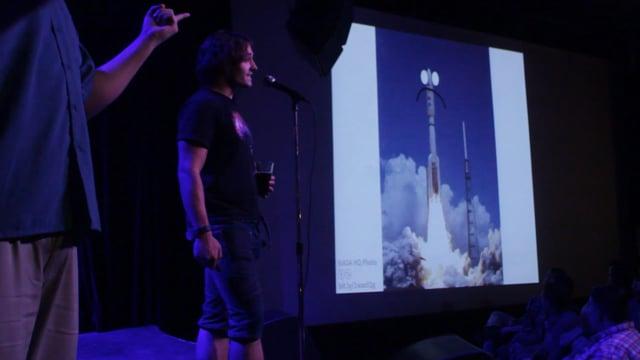 Austin Nerd Nite – Space is Hard