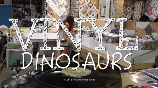 Vinyl Dinosaurs (doc film trailer)