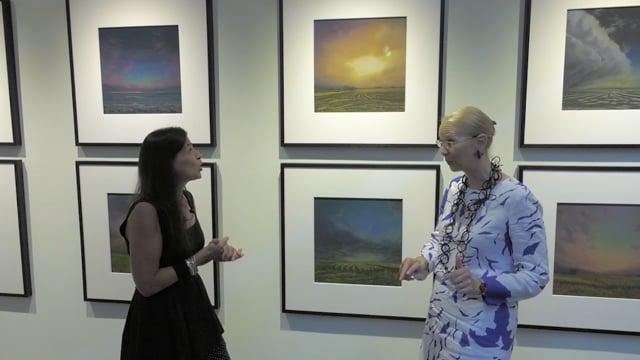 Ellen Wagener, Artist interviewed by Jane Milosch Dubuque Museum of Art