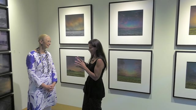"""""""Twelve Sunsets"""" in the Life of Henry A. Wallace and """"Twisted Sisters"""" No Ordinary Moments Exhibit by Ellen Wagener"""